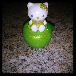 Hello kitty mini jewelry holder